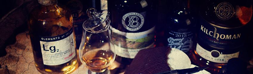 Whisky Banner