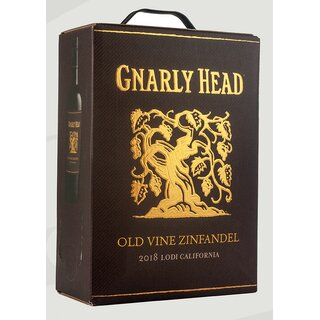 Gnarly Head Zinfand 4 x 3L BiB (CA)