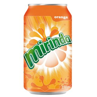 Mirinda Orange 24x0,33l Ds.Export 99 Trays / Palette
