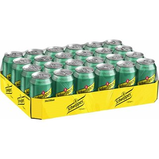 Schweppes Ginger Ale 24x0,33 l Export 108 trays/pallet